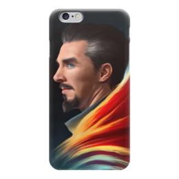 "Чехол для iPhone 6 ""Доктор Стрэндж"" - комиксы, марвел, бенедикт камбербэтч, benedict cumberbatch, doctor strange"