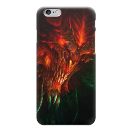 "Чехол для iPhone 6 ""Diablo III"" - blizzard, diablo, диабло, близзард"