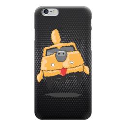 """Чехол для iPhone 6 """"Тупой и еще Тупее 2"""" - тупой и ещё тупее 2, dumb and dumber"""