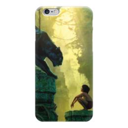 """Чехол для iPhone 6 """"Маугли"""" - книга джунглей"""