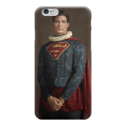 "Чехол для iPhone 6 ""Super Flamands"" - супермен, superman, super flamands"