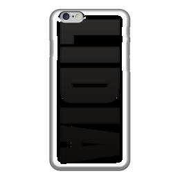 """Чехол для iPhone 6 глянцевый """"с именем Лидия"""" - чехол с именем лидия, чехол с именем, лидия"""