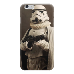 """Чехол для iPhone 6 """"Super Flamands"""" - stormtrooper, звёздные войны, штурмовик, super flamands"""