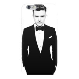 "Чехол для iPhone 6 ""Джастин Тимберлейк"" - джастин тимберлейк"