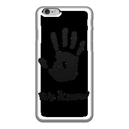 """Чехол для iPhone 6 """"Темное братство"""" - игра, skyrim, tes, скайрим, братство"""