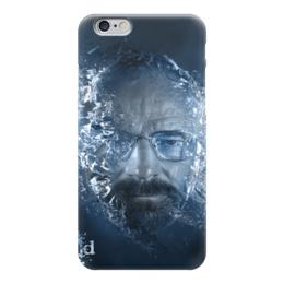 """Чехол для iPhone 6 глянцевый """"во все тяжкие"""" - breaking bad, во все тяжкие, сериалы, фильмы, хайзенберг"""