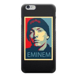 """Чехол для iPhone 6 """"Эминем (Eminem)"""" - eminem, эминем, слим шейди"""