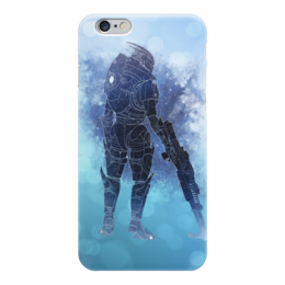 "Чехол для iPhone 6 ""Mass effect"" - арт, mass effect, garrus"