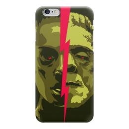 """Чехол для iPhone 6 """"Art Horror"""" - арт, кино, ужасы, frankenstein, франкенштейн"""