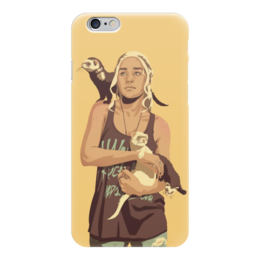 "Чехол для iPhone 6 ""Daenerys Targaryen (Game of Thrones)"" - игра престолов, game of thrones, daenerys targaryen, дейенерис таргариен"