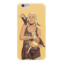 "Чехол для iPhone 6 ""Daenerys Targaryen (Game of Thrones)"" - игра престолов, game of thrones, daenerys targaryen, дейенерис таргариен"