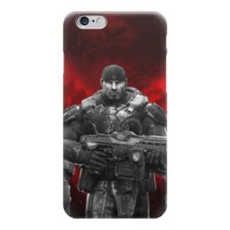 "Чехол для iPhone 6 ""Gears of War"" - gears of war"