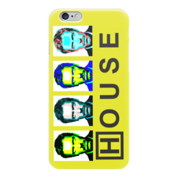 "Чехол для iPhone 6 ""House"" - house, хаус, house md"