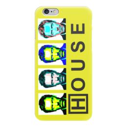 """Чехол для iPhone 6 """"House"""" - house, хаус, house md"""