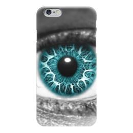 """Чехол для iPhone 6 """"Глаз    """" - глаз, eye"""
