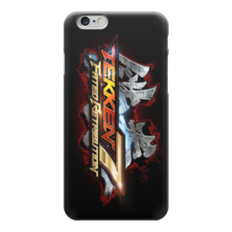 "Чехол для iPhone 6 ""Tekken 7"" - tekken, tekken 7"