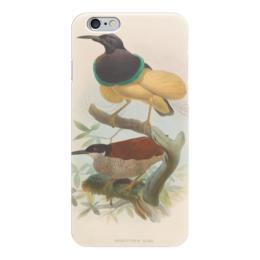 """Чехол для iPhone 6 """"Нитчатая райская птица"""" - картина, эллиот"""