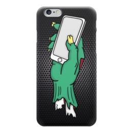 """Чехол для iPhone 6 """"Рука Зомби (Zombie Hand)"""" - zombie, зомби, рука, hand"""