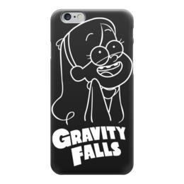 "Чехол для iPhone 6 ""Мэйбл Пайнс"" - мультфильм, gravity falls, гравити фолз, мэйбл пайнс"