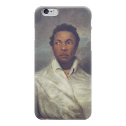 """Чехол для iPhone 6 """"Айра Олдридж в образе Отелло"""" - картина, норткот"""
