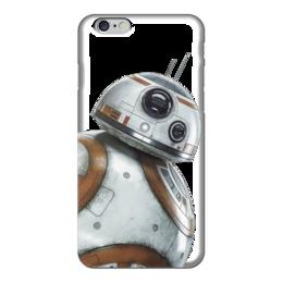 "Чехол для iPhone 6 ""Star Wars/Звездные войны Дроид BB8"" - звездные войны, starwars, дарт вейдер, r2d2, bb8"