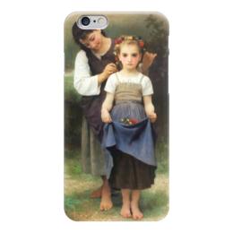 "Чехол для iPhone 6 ""Parure des champs"" - картина, бугро"