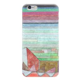 "Чехол для iPhone 6 ""Вид на плодородную страну"" - картина, клее"