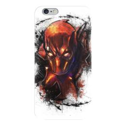 "Чехол для iPhone 6 ""Дэдпул (Deadpool)"" - комиксы, deadpool, марвел, дэдпул"