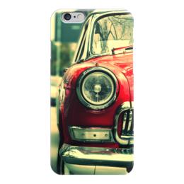 "Чехол для iPhone 6 ""Ретро"" - любовь, ретро, винтаж, автомобили, машины"