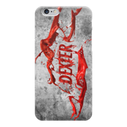 "Чехол для iPhone 6 ""Декстер (Dexter)"" - декстер"