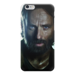 "Чехол для iPhone 6 ""THE WALKING DEAD | Rick"" - ходячие мертвецы, the walking dead, rick, рик"