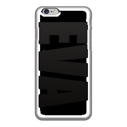 """Чехол для iPhone 6 """"с именем Ева"""" - ева, чехол с именем, чехол с именем ева"""