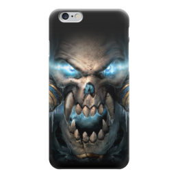 "Чехол для iPhone 6 ""WarCraft Collection"" - wow, warcraft, world of warcraft, варкрафт, нежить"
