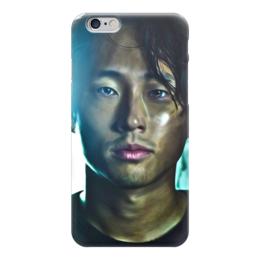 "Чехол для iPhone 6 ""THE WALKING DEAD | Glenn"" - ходячие мертвецы, the walking dead, glenn, глен"