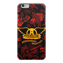 "Чехол для iPhone 6 ""Aerosmith"" - aerosmith, смиты, smits"