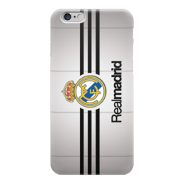"Чехол для iPhone 6 ""Реал Мадрид (Футбол)"" - real madrid, реал мадрид"