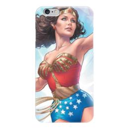 "Чехол для iPhone 6 ""Чудо-женщина "" - диана, амазонка, чудо-женщина, wonder woman, diana"