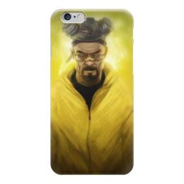 "Чехол для iPhone 6 глянцевый ""хайзенберг"" - во все тяжкие, мистер хайзенберг, сериалы, фильмы, breaking bad"