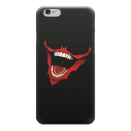 """Чехол для iPhone 6 """"Джокер"""" - joker, комиксы, batman, dc, dc comcis"""