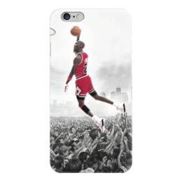 "Чехол для iPhone 6 ""Майкл Джордан (Michael Jordan)"" - nba, нба, michael jordan, майкл джордан"