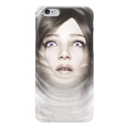 """Чехол для iPhone 6 """" Джули Кидман (Зло внутри)"""" - evil within, джули кидман"""