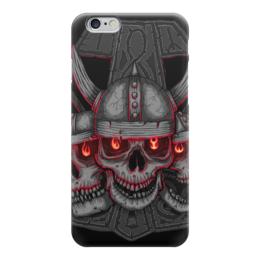 "Чехол для iPhone 6 глянцевый ""Vikings"" - история, викинги, vikings, viking"