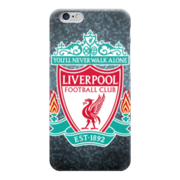 "Чехол для iPhone 6 ""Liverpool (Ливерпуль)"" - ливерпуль, liverpool"