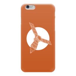 "Чехол для iPhone 6 глянцевый ""Juno Mission"" - юпитер, юнона, космос, наса"
