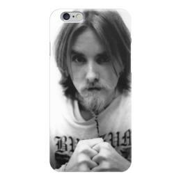 "Чехол для iPhone 6 глянцевый ""Варг Викернес"" - викинги, путь воина, варг викернес"