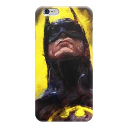 """Чехол для iPhone 6 """"Бэтмен"""" - комиксы, batman, бэтмен, dc, брюс уэйн"""