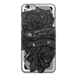 """Чехол для iPhone 6 """"Forever young """" - цветы, роза, розы, roses, дотворк, tm kiseleva, вечно молодой, forever young"""