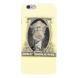 "Чехол для iPhone 6 ""Буш джорж"" - арт, путин, буш"