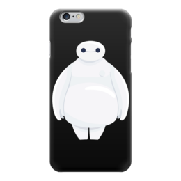 "Чехол для iPhone 6 ""Baymax (Город Героев)"" - город героев, big hero 6, baymax"