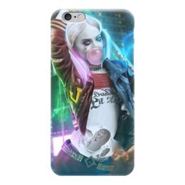 """Чехол для iPhone 6 """"Харли Квин"""" - комиксы, бэтмен, марвел, дс, харли квин"""